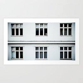 Czeched Art Print