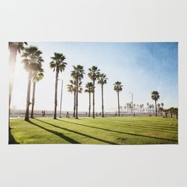 Palms of Venice Rug