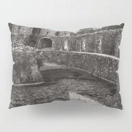 The Castle Moat Pillow Sham