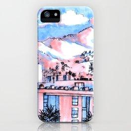 Love Letter L.A. iPhone Case