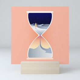 Illusion of the eternal Mini Art Print