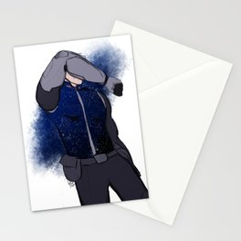 space dad - shiro from voltron Stationery Cards