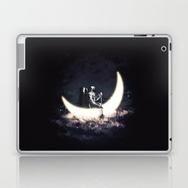 Moon Sailing Laptop & iPad Skin