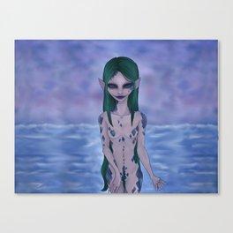 Nix Canvas Print