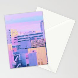 Ethereal Tokyo Stationery Cards