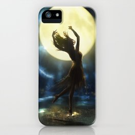The Eve of Magic iPhone Case