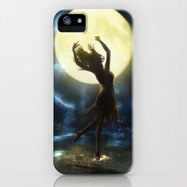 The Eve of Magic iPhone Case