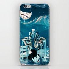 Everlasting Blues iPhone & iPod Skin