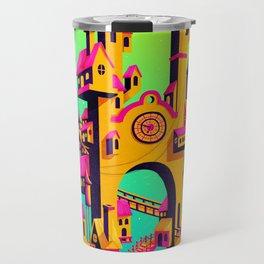 Ciudad Vertical Travel Mug