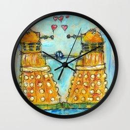 Exterminating Love. Wall Clock