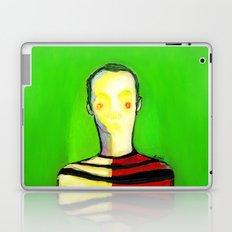 HIDDEN FACE Laptop & iPad Skin