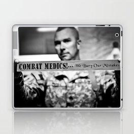 Combat Medics - We bury our mistakes Laptop & iPad Skin