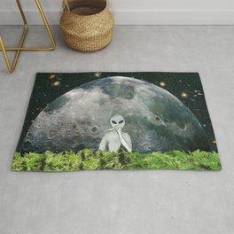 Moon Flower Rug