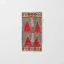 Erzerum Northeast Anatolia Niche Kilim Hand & Bath Towel