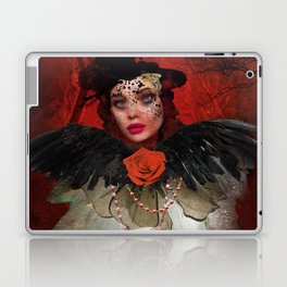 Just a Lady Laptop & iPad Skin