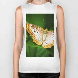 Butterfly Wings Wide Biker Tank