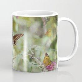 Butterfly Echoes Coffee Mug