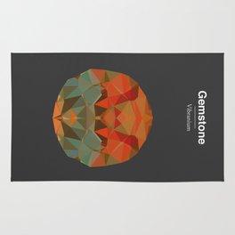 Gemstone - Vibranium Rug