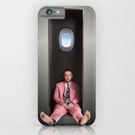 Mac Miller 6 Swimming Poster iPhone Case