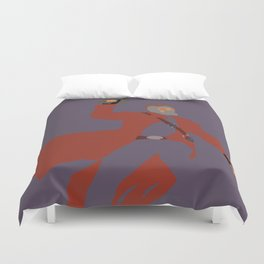 Peter Quill Duvet Cover