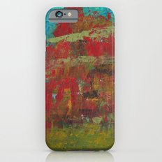 Red Mountain iPhone 6s Slim Case