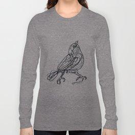 Chin Up Little Buttercup #Abstract #Pollock #society6 #decor #buyart by Lena Owens @OLena Art Long Sleeve T-shirt