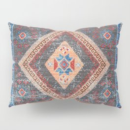 (N16) Boho Moroccan Oriental Artwork for Rustic and Farmhouse Styles. Pillow Sham