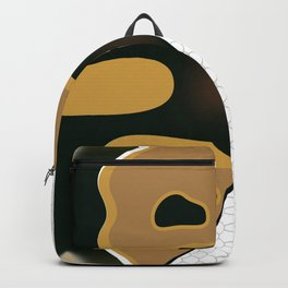 Piebald Ball Python Backpack