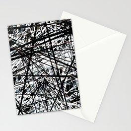 Line Evolution Stationery Cards