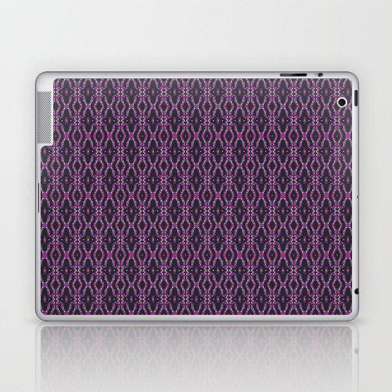 Glitch Pattern 4 Laptop & iPad Skin