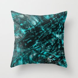 The Lost Dimension Throw Pillow