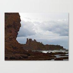 Tantallon Castle Canvas Print