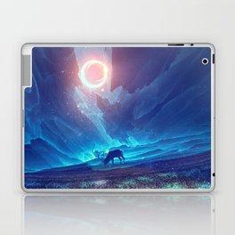 Stellar collision Laptop & iPad Skin
