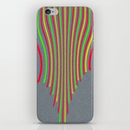 lines of life iPhone Skin