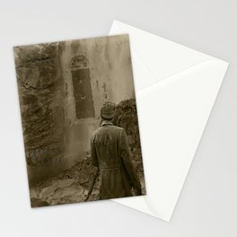 Longing for Holmes Stationery Cards