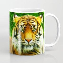 Tiger is Not Amused Coffee Mug
