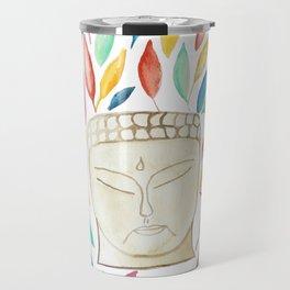 The Buddha Travel Mug