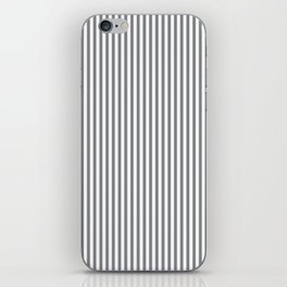 Sharkskin Stripes iPhone Skin