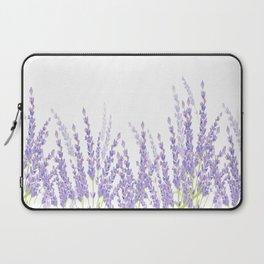 Lavender in the Field Laptop Sleeve