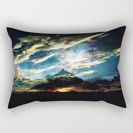 Mount Mystic Rectangular Pillow