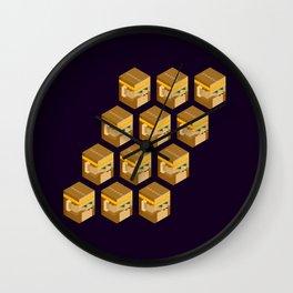 Wukong Clones Wall Clock