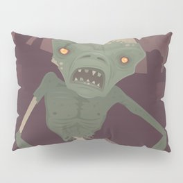 Sickly Zombie Pillow Sham