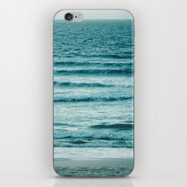 Ocean Ripples iPhone Skin