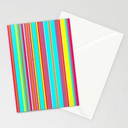 Stripes-003 Stationery Cards