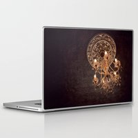 chandelier Laptop & iPad Skins featuring chandelier by shannonblue