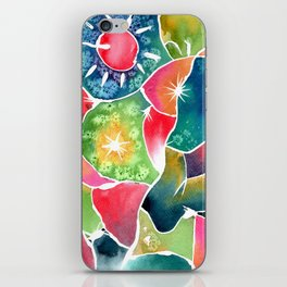 Magical World of Watercolor iPhone Skin