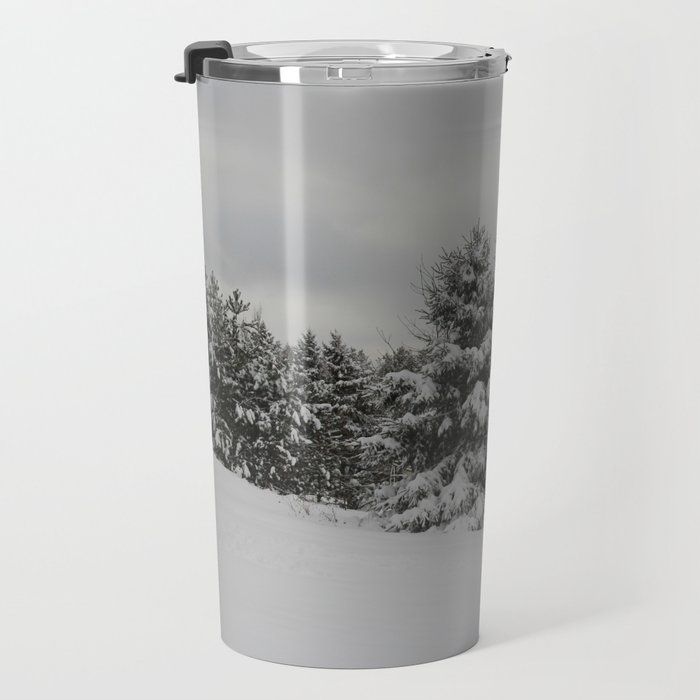 Fresh Powder Travel Mug