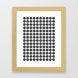 Yuki Framed Art Print