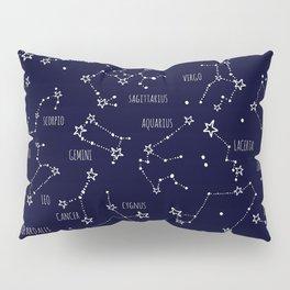 Space horoscop Pillow Sham
