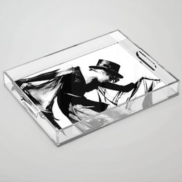 Stevie nicks Acrylic Tray